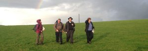 Lowland Leader Award course providers Herefordshire