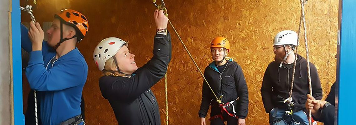 climbing days and courses in north wales