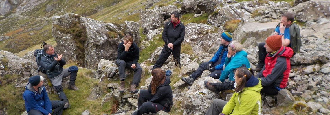 Mountain Leader Course in North Wales, Adventures with Will