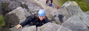 Ready to Rock, Rock Climbing taster days in Wales with Adventures with Will