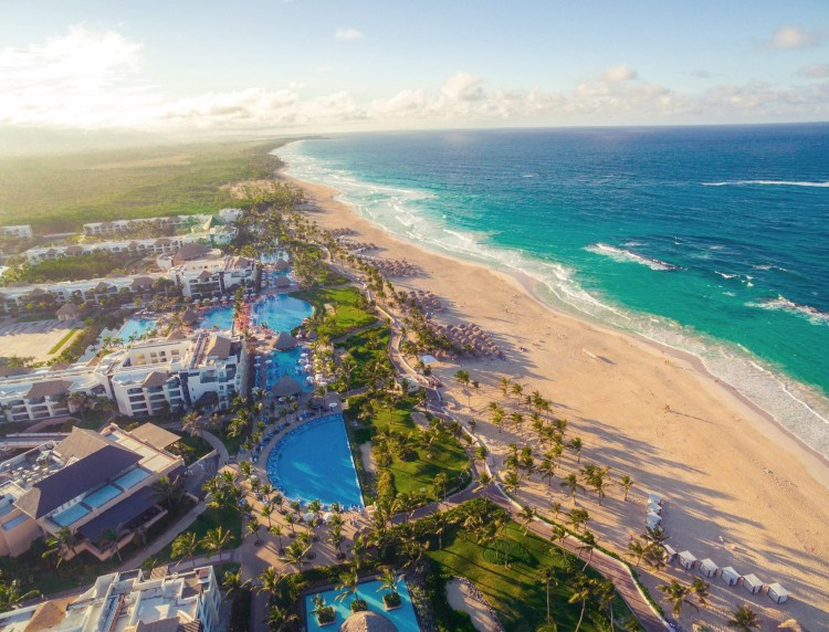 Hard Rock Hotel and Casino Punta Cana, a great family beach vacation