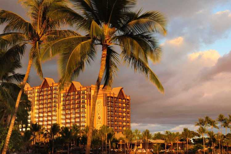 A Hawaii destination vacation at Disney's Aulani Resort