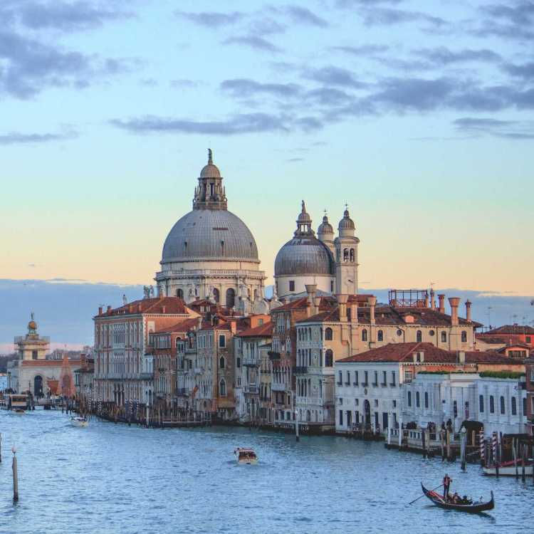 A destination vacation to the world-renowned Venice, Italy