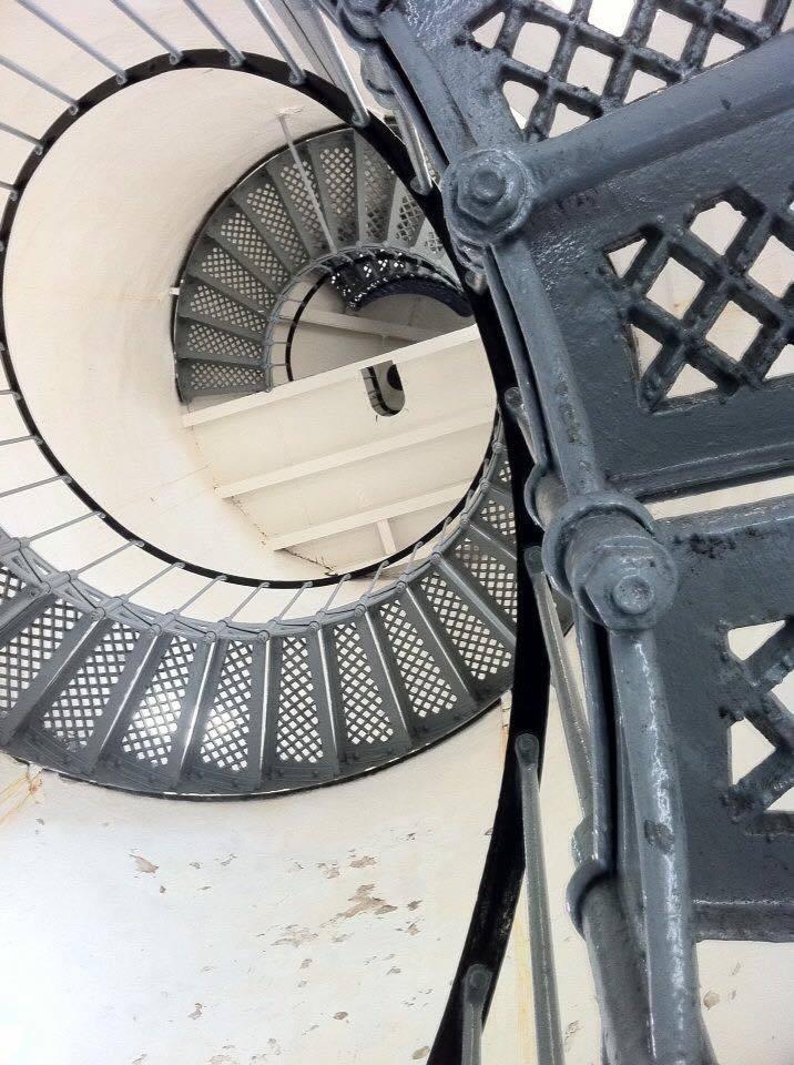 Cape Bruny Lighthouse Interior