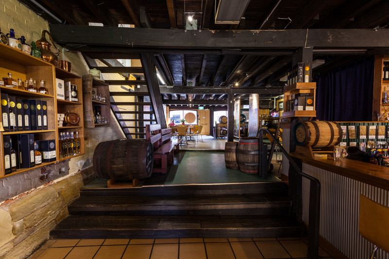 Lark Distillery - Photo Tourism Tasmania & Nick Osborne