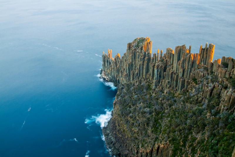 Cape Raoul - Photo Tasmania Parks and Wildlife Service