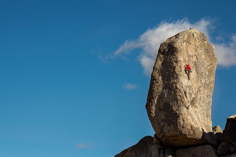Headstone Rock - Adventure Travel Photography