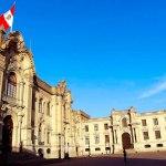 El Palacio de Gobierno del Perú