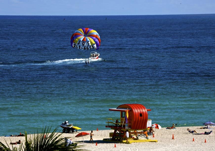 Puntos de interés turístico más importantes de South Beach. Guía de turismo para visitar la playa, Ocean Drive, los edificios art déco ...