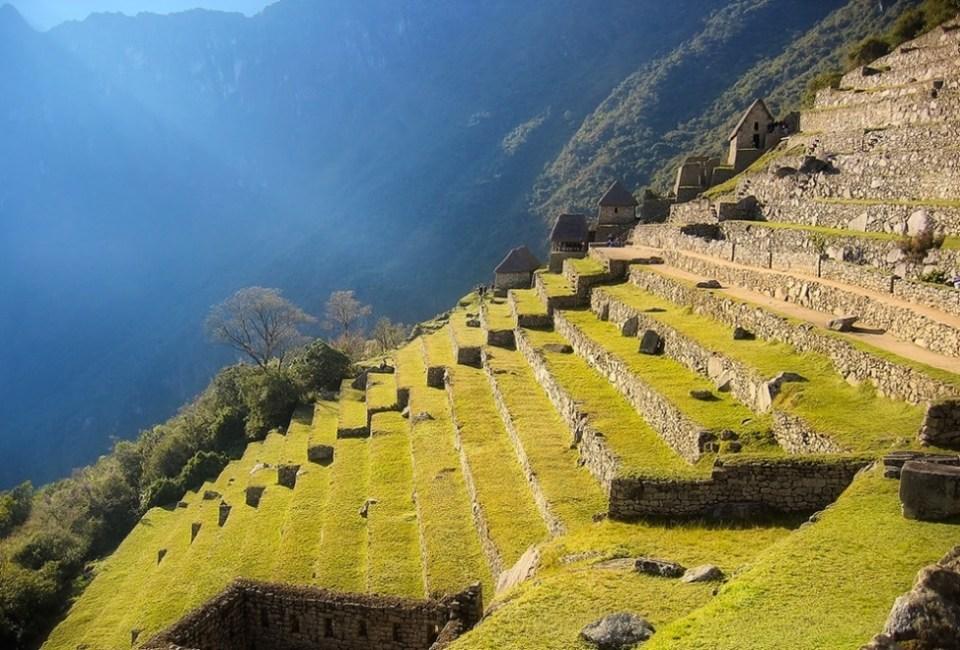 Casa de los guardianes - Machu Picchu Perú