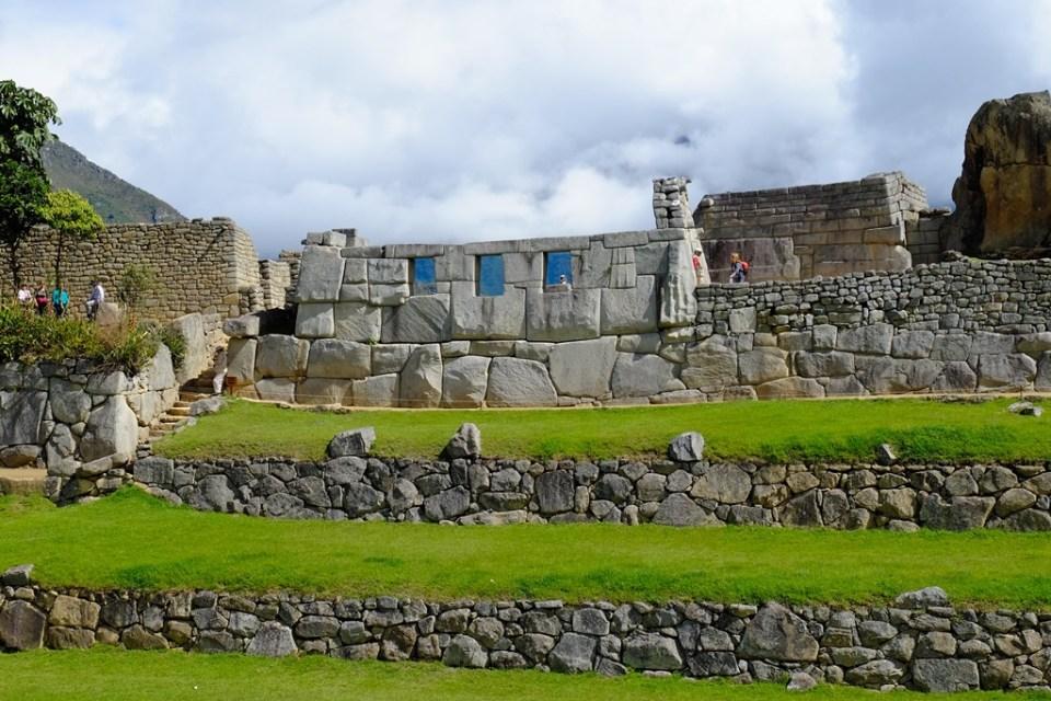Templo de las tres ventanas - Machu Picchu Perú