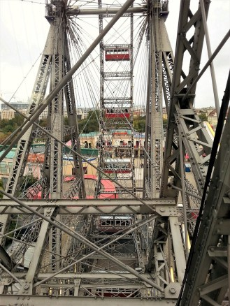 View from the Ferris Wheel