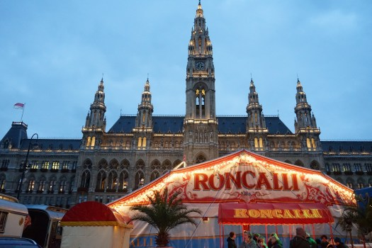 Rathaus Close Up