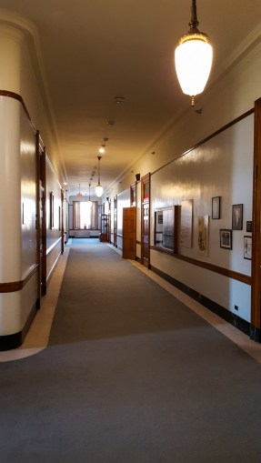 First Floor of St. Vincent's Hall