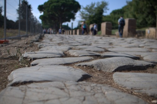 2000 year old road