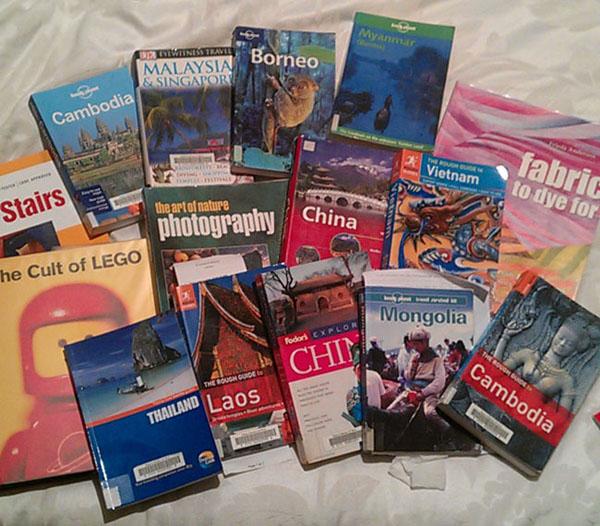 Asia Planning Books