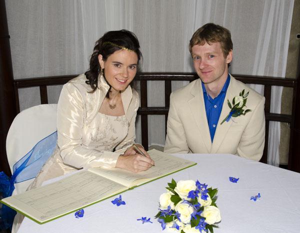 Gills Wedding