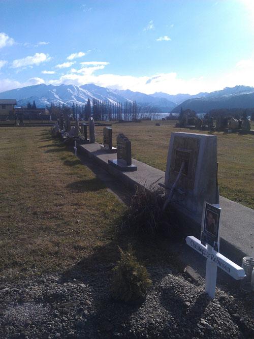 Graveyard View