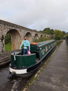 Double aqueduct back roo