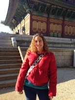 Deoksugung Palace - taken by old Asian man. hey at least it's not a selfie, right?