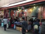 Namdaemun Market - lots of PJs! I saw fuzzy PJ pants for as little as 5,000 won.
