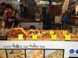 Korean hot dogs, I think.