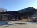 U.S. B52 bomber.