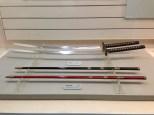 Swords.