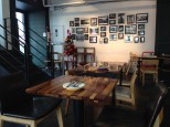 Inside Public House Dining Pub & Grill.