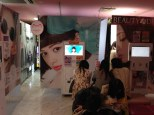 Lots of purikura booths.