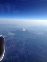 Mt. Fuji close-up. Kinda.