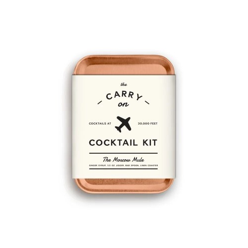 Cocktail kits are the perfect travel-inspired valentine's day gift