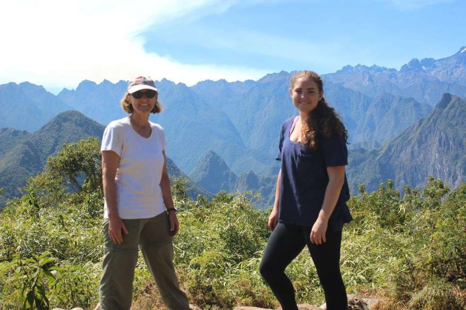 Day 4 of the Salkantay Trek to Machu Picchu
