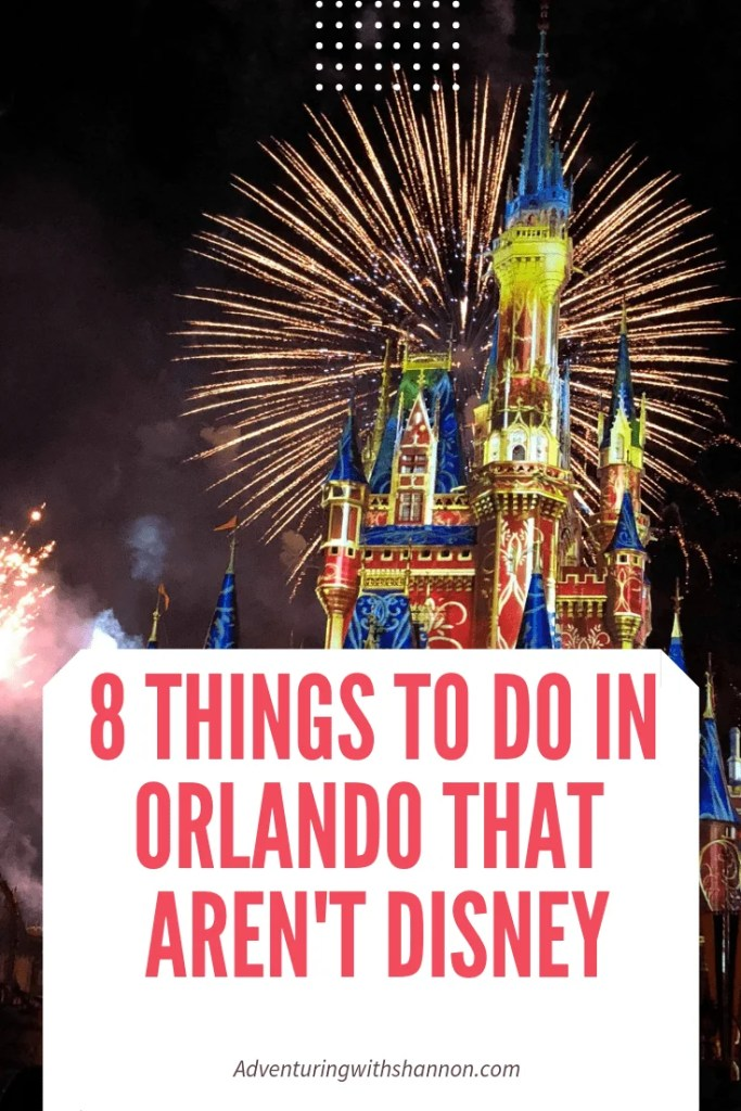 Disney can be so expensive! Click on the picture to learn about 8 things that you can do in Orlando instead!