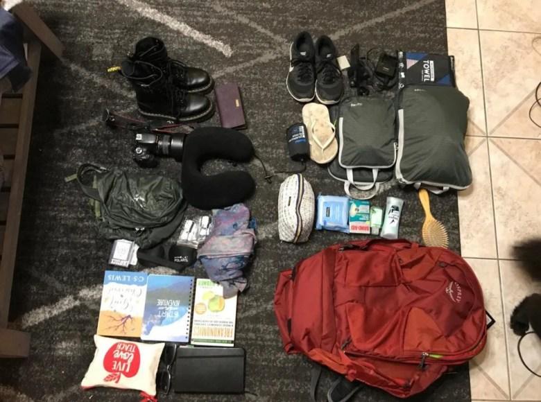 Ecuador Packing List