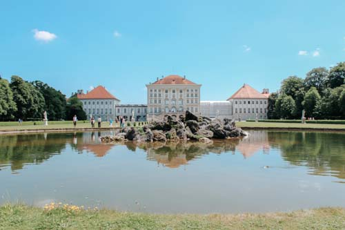 schloss nymphenburg how to spend a weekend in munich, germany