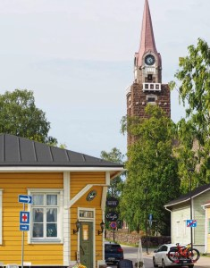 Langin kauppahuone – tarinoilla kyllästetty kahvila ja hotelli Raahessa
