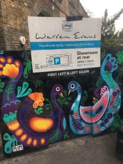 street art I pass