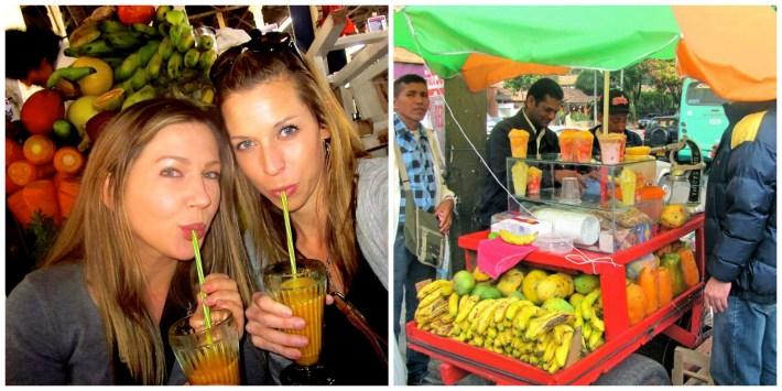 Colombia Fruit Juice