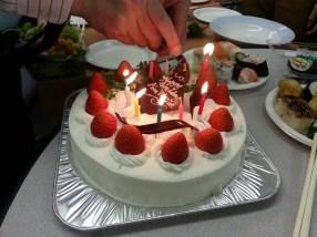 My Birthdaycake
