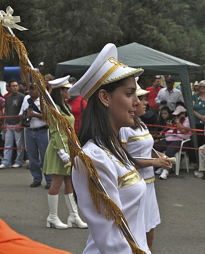 THE INDEPENDENCE DAY PARADE - BOQUETE, PANAMA   (3/6)