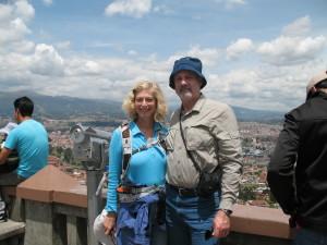 Adventures - Overlooking Cuenca, Ecuador