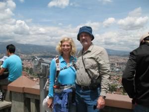Overlooking Cuenca