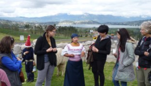International Travel - Meet and learn from the locals