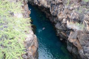 Las Grietas on Santa Cruz - Galapagos excursions