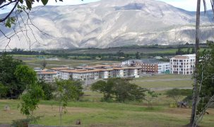 The campus at Yachay