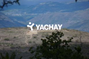 Yachay city of knowledge tech university in the Ecuador Andean Highlands region.