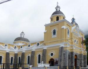 Church in Atahualpa - Cotacachi, Papallacta, Atahualpa
