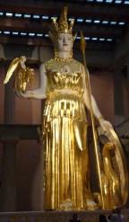 Nashville Parthenon, Athena Parthenos