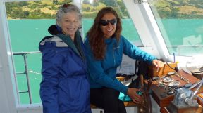 Akaroa New Zealand - Coast Up Close first mate